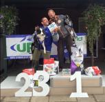 European Cup UFO 2015 T/C