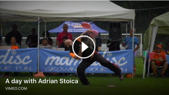 A day with Adrian Stoica, Video