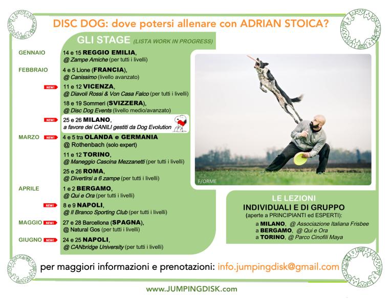 Adrian Stoica next workshop 2017